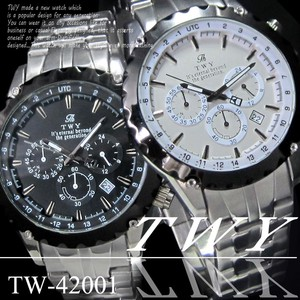 Stainless Wrist Watch Top Watch Effect Attached Watch 20