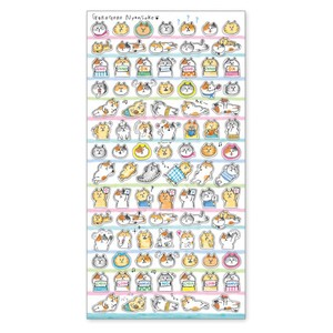 GOROGORO NYANSUKE Sticker Nyansuke Everyday