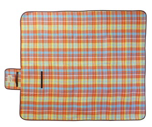 Picnicle Picnic Blanket Madras Checkered Outdoor Good Parsons Can Use Parsons Can Use
