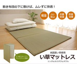 Popular Folded Mattress Rush Mattress
