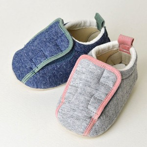 Baby Fleece Belt Shoes