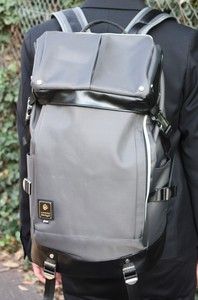 Grosso crimp Wrap Backpack Men's Commuting Going To School Gift