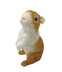 Cheerful Friends Rabbit Marie Motion Real Animal Mascot Ornament