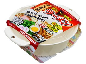 Microwave Oven Cooking Equipment Ramen