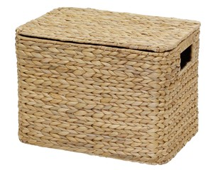Water Attached Container Box Waterweed Hand Knitting Basket