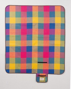 Picnicle Picnic Blanket Madras