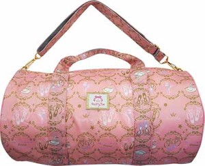 New Pattern FairyToe Ballet Nylon Drum Bag