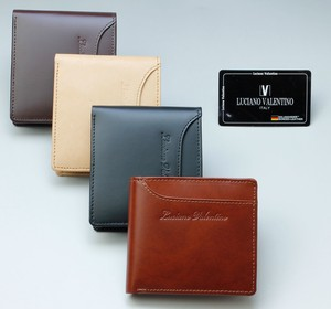 Germany Leather smooth Card Slider Wallet