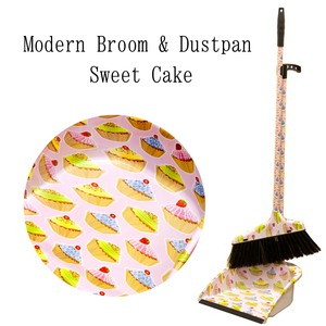 Modern Broom Dust