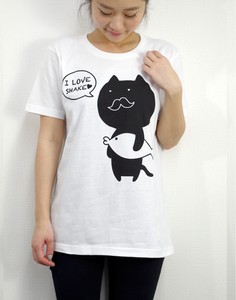 Unisex T-shirt Fish cat