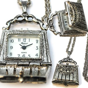 Pendant Watch Handbag Light Antique Pocket Watch Gift