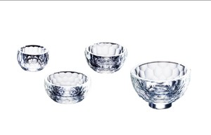 Crystal Spice Tray Glass Large Stationery