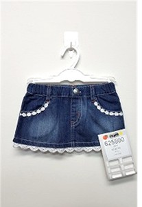 Baby For Summer Denim Skirt