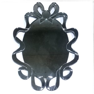 Wall Hanging Product Mirror Wall Mirror Ribbon