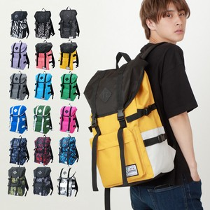 New Color AVVENTURA Nylon Mountain Backpack Unisex Men's