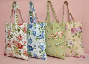 Rose Eco Bag Pocket