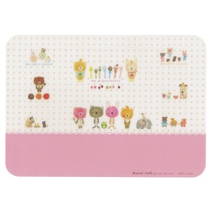 Baby Meal Mat Pink