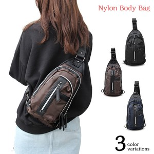 Nylon Body Bag Shoulder Bag