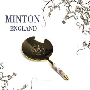 [ MINTON ] Tea Measuring Spoon Made in Japan Finish
