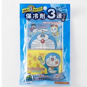 Doraemon Refrigerant Triple Pack