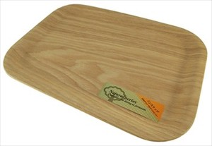 Slip Wood Tray Natural