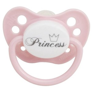 PACIFIER PRINCESS PK L(5mths+) オシャブリ