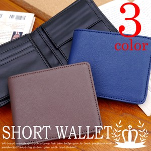 Cow Leather Wallet Card Leather Push Wallet Men's