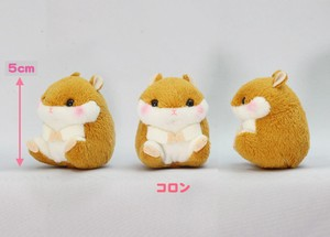 "[Amuse]  Puchimaru All-Star ""Coron"" Hamster Soft toy"