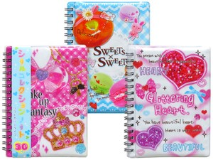 Sticker Collection Notebook soft Cover