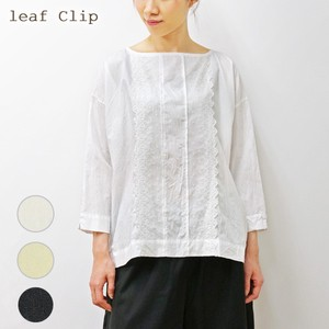 Front Lace Pullover Leisurely Natural