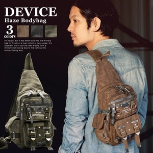 DEVICE Body Bag Men's Cotton Body Bag