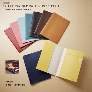 Notebook Cover Interior Leather Use
