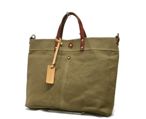 Shoulder Hand Canvas Spain Leather