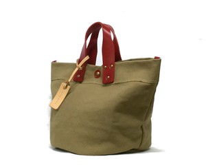 Hand Canvas Spain Leather