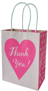 Valentine' Gift Bag Paper Bag Wrapping Valentine'