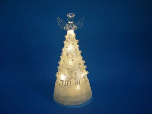 Glass LED Angel