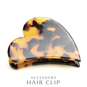 Tortoiseshell Heart-shaped Clip Spitefully Adult Production
