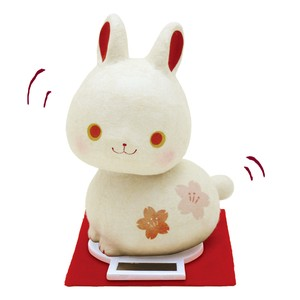 Chigiri Japanese Paper Blunder Rabbit Ornament