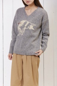 Nep Wool Pullover