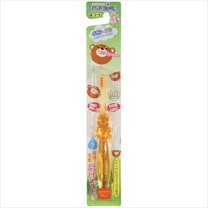 Crystal Animals tooth brush bear Flat Standard
