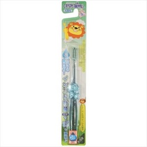 Crystal Animals tooth brush LION Thin Brush Standard