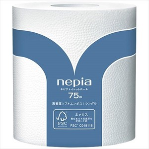 Nepia Toilet Paper Single