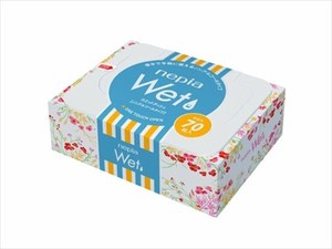 Nepia Wet Tissue Box