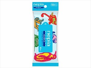 Nepia Wet Plus Kids Pocket Tissue