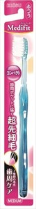 Medifit clear Tooth brush Thin Brush