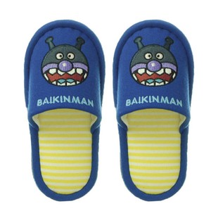 Anpanman Face Slipper Kids Dark Blue