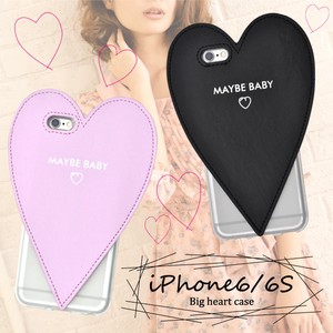 Smartphone Case iPhone6 Big Heart Case
