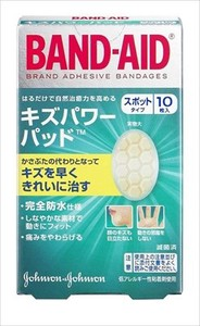 Band‐Aid Power Pad Spot Type