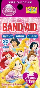 Band‐Aid Disney Princes