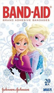 Band‐Aid Frozen